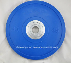 PU (CPU) Whole Weight Plate/Olympic Weight Plate pictures & photos