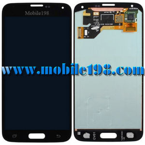 LCD with Digitizer Touch for Samsung Galaxy S5 Sm-G900f Parts