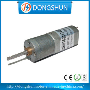 Ds-20RS180 6V 12V 20mm Mini Gearbox Motor