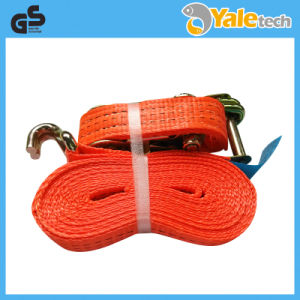 Cargo Lashing Straps, Cargo Ratchet Belt pictures & photos