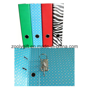 Lever Arch File with Punch Zebra Printing File Folder pictures & photos