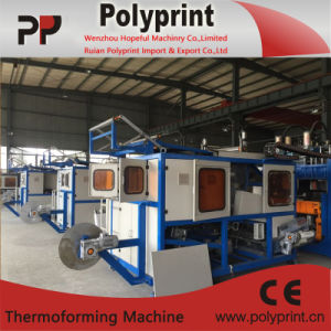 Plastic Cup Making Machine (PPTF-70T) pictures & photos