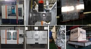 High Speed High 3 Axis CNC Vertical Machining Center (Vmc650L) pictures & photos