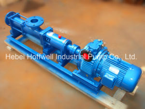 CE Approved G Slurry Mono Screw Pump pictures & photos