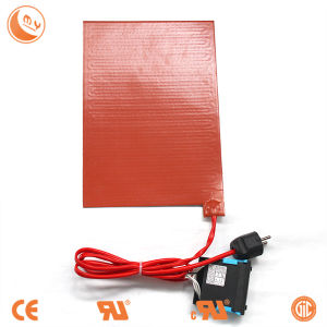 Silicone Heater 300*300mm for 3D Printer