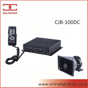 100W Vehicle Electronic Warning Siren (CJB-100DC) pictures & photos