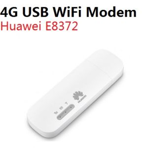 Cheap Price Huawei E8372 GSM 4G Lte USB WiFi SIM Card Modem 150Mbps USB  Dongle