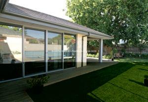 Pleasant Slimline Balcony Aluminium Sliding Doors