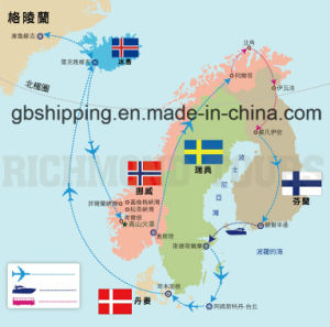 Sea Air Shipping From China To