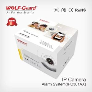 Wireless WiFi IP Camera Home Burglar Security Alarm System Glass Break Sensors pictures & photos