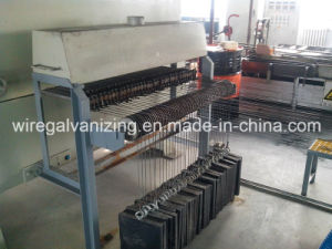 Steel Wire Heat Treatment Continuous Production Line pictures & photos