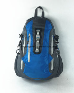 Polyester Fabric Outdoor Travel Sport Backpack in Different Colors pictures & photos