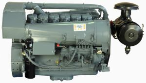 Air Cooled Deutz Diesel Engine (F6L913)
