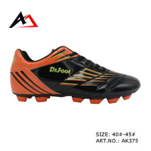 Sports Soccer Shoes Cheap Fashion for Men (AK375) pictures & photos