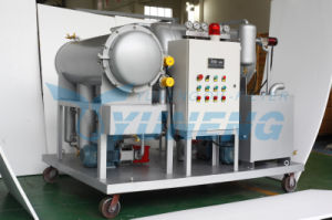 Online Vacuum Transformer Oil Dehydration Plant pictures & photos