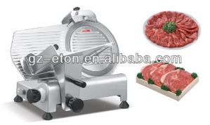 12 Inch Semi-Automatic Electric Frozen Meat Slicer pictures & photos