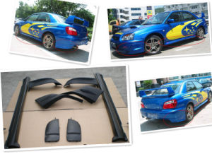 PU Plastic Sti Style Body Kits for Subaru Impreza/Wrx 8th pictures & photos