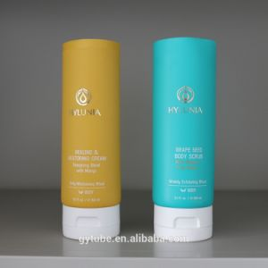 Cosmetic Plastic Packaging Tube pictures & photos