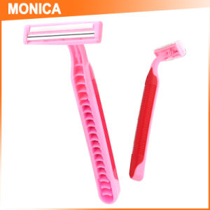 Monica Supplying Biodegradable Disposable Airline Straight Razor