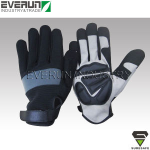 High Performance Impact Resistant Gloves Anti Vibration Gloves pictures & photos