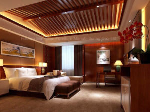 China Hilton 5 Star Luxury Hotel Bedroom Furniture for Sale ...