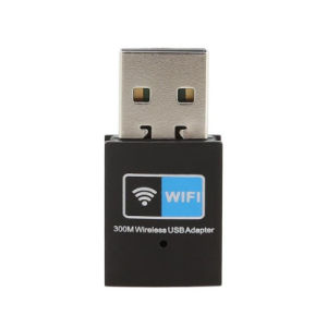 300Mbps WiFi USB Wireless Adapter USB WiFi Adapter Wireless WiFi Adapter for Smartphone