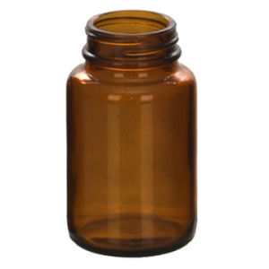 Amber Glass Bottle 100mlPSS (461003) pictures & photos