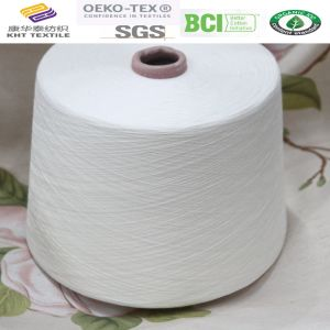 High Quality Blended Yarn Cotton and Milk Fiber Yarn 60/40 30s Textile Weaving Yarn for Scarf