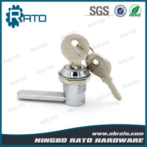 Zinc Alloy Cabinet Cylinder Cam Lock with Master Key