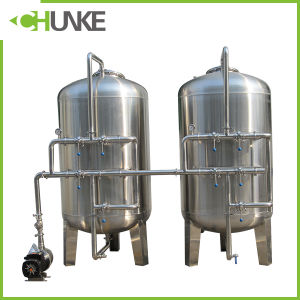 Stainless Steel 304/316 Mechanical Filter Housing pictures & photos