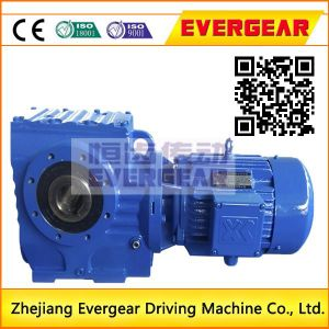 S Series Right Angel Helical Worm Gear Reducer pictures & photos