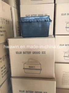 24V-200ah Underground Battery Box for Solor Street Light pictures & photos