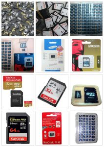 2016 Hot Sale MMC Flash Disk CF Memory Card for Camera pictures & photos