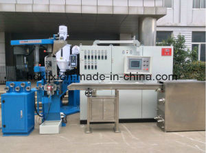 Geothermal Cable Production Line (Longitudinal wrap stand) pictures & photos