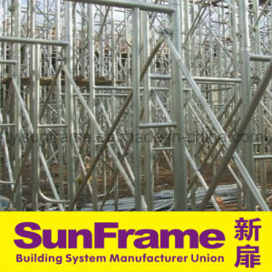China Construction Hot DIP Galvanized Interior Scaffolding China