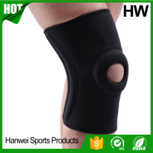 Profession Adjustable Neoprene Knee Support (HW-KS034) pictures & photos