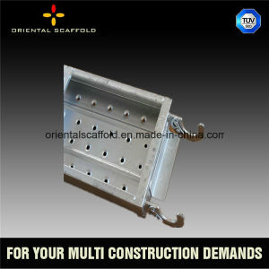 Hot DIP Galvanised Steel Scaffolding Walking Board pictures & photos