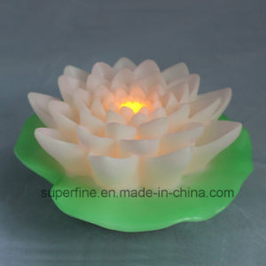 Floating Garden Pool Use Romantic Lotus LED Flowers for Outdoor pictures & photos