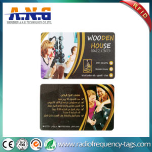 Full-Color Printing RFID Loyalty Card for Fitness Center with Chip pictures & photos