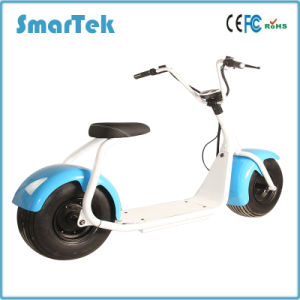 Smartek Factory Selling High Quality for Electric Scooter Citycoco S-H800 pictures & photos
