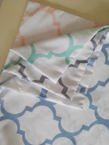 Print Polyester Pillow Shell