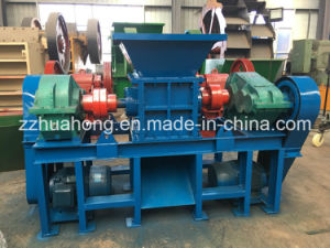 Waste Tyre Shredder/Tyre Recycling Plant/Used Tire Shredder Machine/Tire Shredding Machine pictures & photos