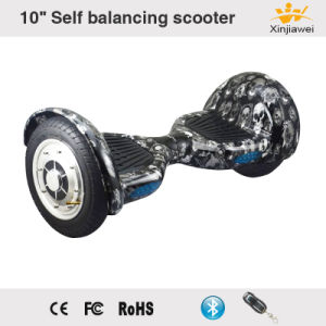 10inch Big Inflatable Wheel Electric Self Balancing Scooters pictures & photos