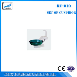 Set of Cuspidor Kc-010 Dental Spare Parts for Dental Chair pictures & photos
