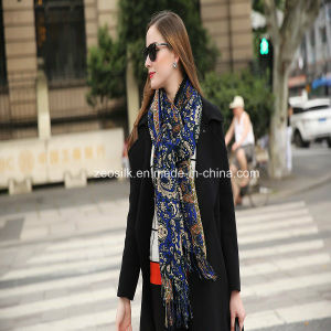 Pashina Shawl Warm Wool Shawl for Women′s