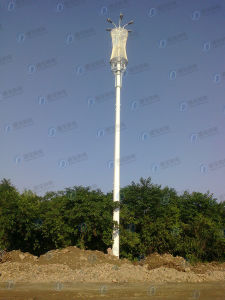 Hot-DIP Galvanized Telecommunication Lighthouse Landscaped Tower