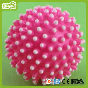 Pet Dog Pink Spike Ball Toys Pet Products pictures & photos