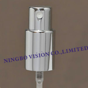 15/410 Aluminum Silver Cosmetic Mist Sprayer for Perfume pictures & photos