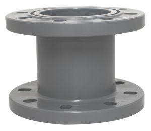 PVC Pipe Fitting Flange (Dia. 20mm to Dia. 400mm) pictures & photos