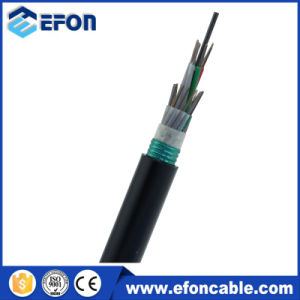 GYTS Multi-Loose Tube Corrugated Steel Armored 48 Core 96 Core Optical Fiber Cable pictures & photos